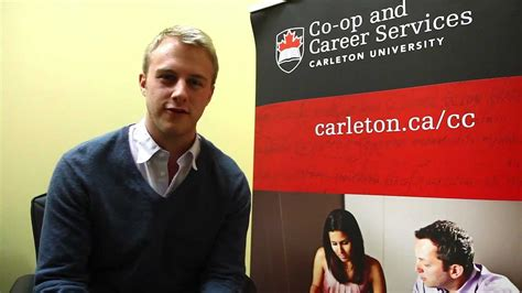 Carleton Mba Requirements by Chris Bailey 4th Year Management Is Carleton S 2011 12