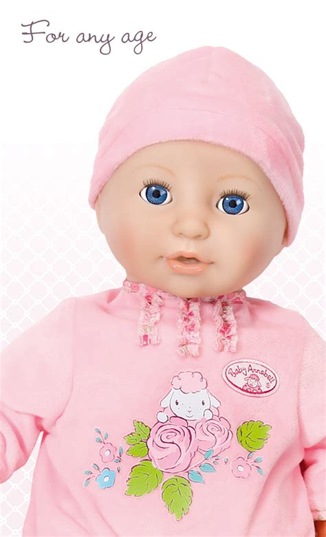 zapf annabell doll baby annabell