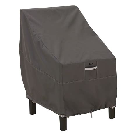 Classic Accessories Patio Furniture Covers Classic Accessories Covers Ravenna Patio Chair Covers Patio Chair Cover Standard