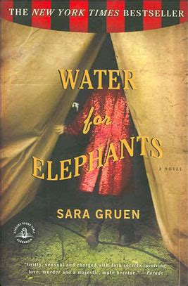water for elephants a novel water for elephants adaptation getting fast tracked