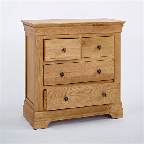 Small Chest With Drawers by Normandy Oak Small Chest Of Drawers Duck Barn Interiors