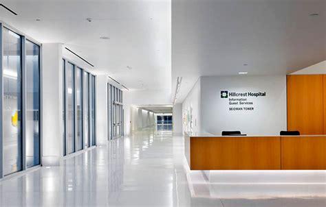hillcrest hospital emergency room hillcrest hospital panzica construction company