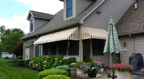 awnings columbus ohio fixed awning residential gallery awning resources