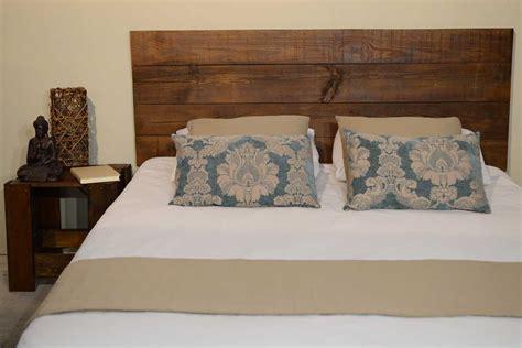 cabeceros cama de madera