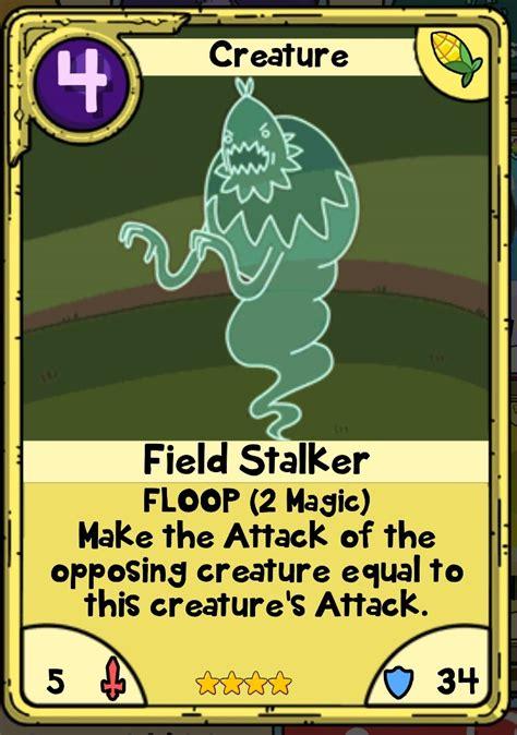 stalker card field stalker card wars wiki