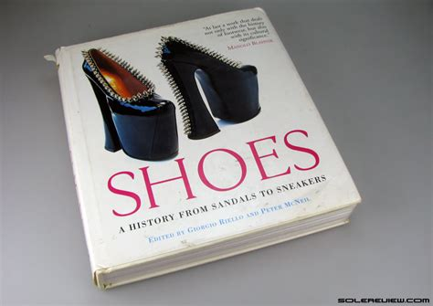 books about shoes our top picks and then some solereview