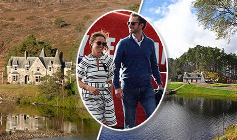 laird of glen affric pippa middleton honeymoon pictured scottish estate fit