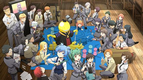 assassination classroom tag archive for quot assassination classroom season 2