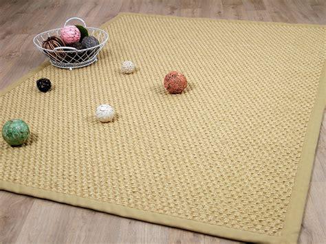 sisal teppich sisal natur teppich honig grobe optik bord 252 re beige