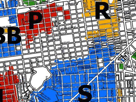 san francisco map parking san francisco residential parking map michigan map