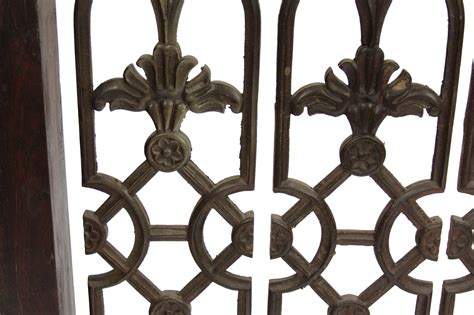 cast iron banister old cast iron balcony railing omero home