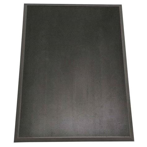 1 inch thick door mats rubber cal quot door scraper quot commercial entrance mat 5 8