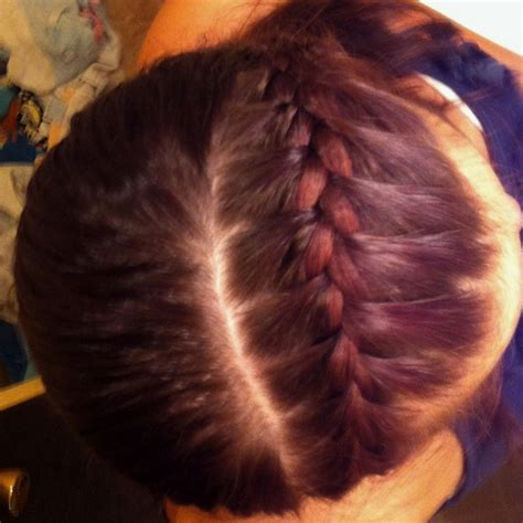 braid across side of head 17 best images about cheer hair braiding on pinterest