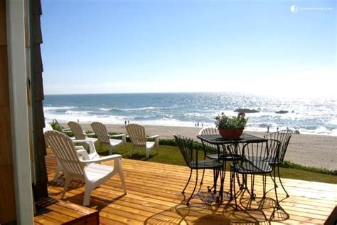 lincoln city oregon rentals oceanfront cottage rental on the coast of oregon near