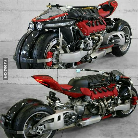lazareth lm 847 lazareth lm 847 motorcycle with maserati v8 engine and