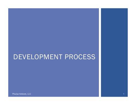 Sfsu Mba Flowchart real estate development financial feasibility