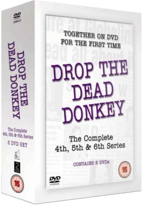 drop dead series 6 drop the dead series 4 6 dvd zavvi