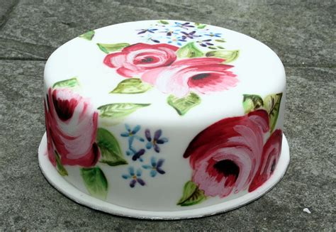 dann cake cake painting course