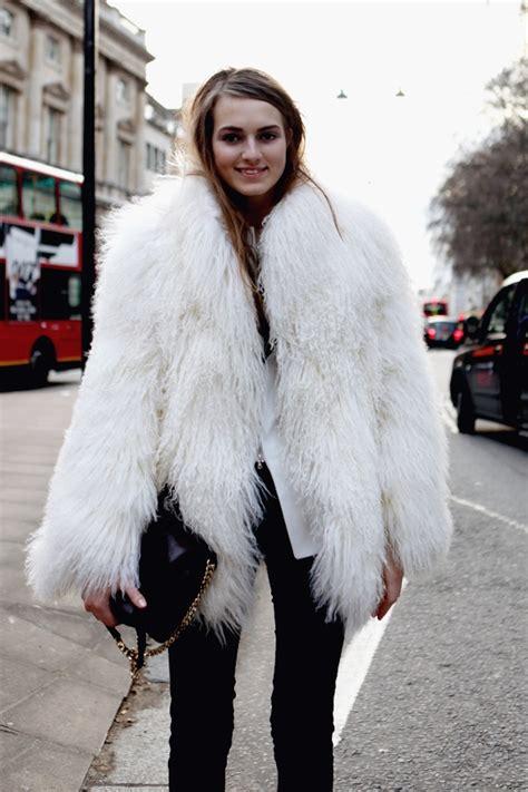 Cropped Fur Jackets Stylecrazy A Fashion Diary by Faux Fur It Up Slim Fashion