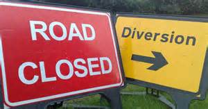 Road Closures Today Dodge The Queues All Planned West Midlands Roadworks For