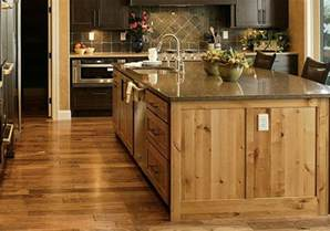 Rustic Kitchen Island Plans by Islands Kabco Kitchens