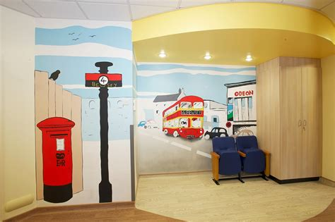 Interior Home Painting Ideas by Dementia Forget Me Not Unit Warrington Amp Halton Hospitals