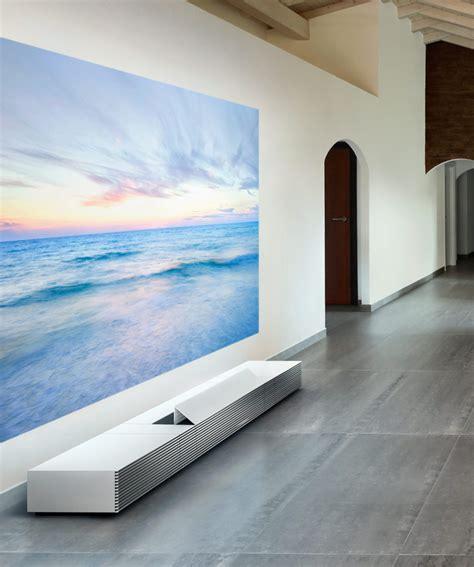Floor Projector by Sony S Gorgeous Floor Borne Throw Projector