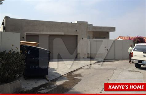 burglary at kanye west s home tmz