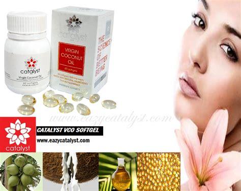Minyak Kelapa Dara Catalyst babylicious catalyst vco softgel