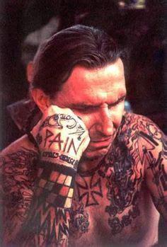 indian larry neck tattoo quote indian larry question mark tattoo www pixshark com