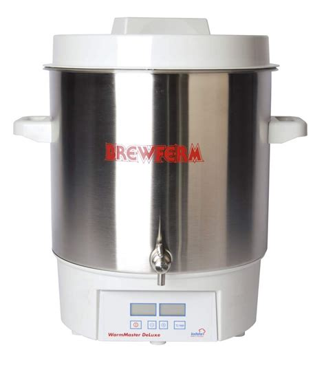 Brewferm Stainless Steel Brew Kettle Boiler - home brew supplies uk brewferm digital boiler