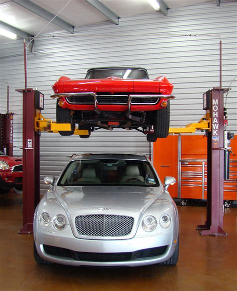 car storage vehicle service lifts mohawk lifts
