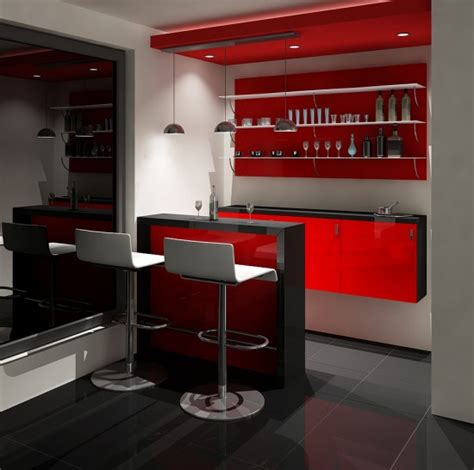 small bar design ideas for home studio design