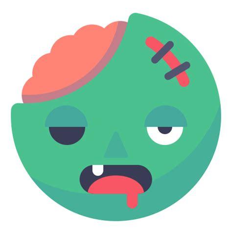emoji zombie zombie icon