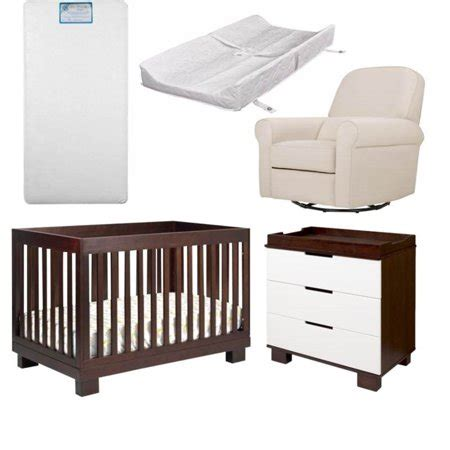 5 nursery furniture set 5 nursery furniture set in wood and
