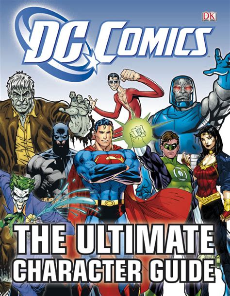 dc comics ultimate character guide dc comics ultimate character guide firestorm fan