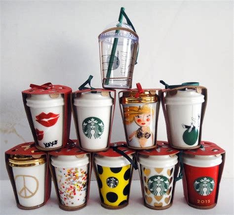 best 28 coffee cup christmas ornament items similar