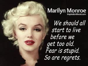 where did marilyn monroe live quotes by marilyn monroe quotesgram