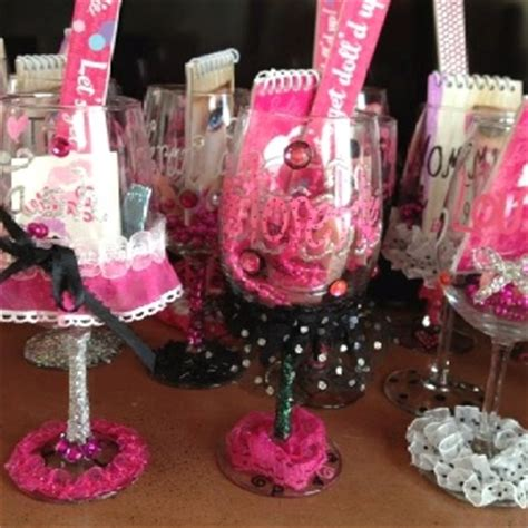 Bachelorette Party Giveaways - party favors glasses and bachelorette party gifts on pinterest