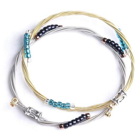 how to make guitar string jewelry guitar string bracelet joe bonamassa official store
