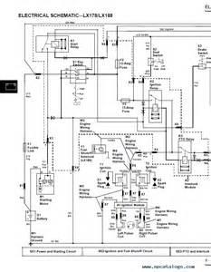 deere lx172 lx173 lx176 lx178 lx186 lx188 lawn tractors tm1492 technical manual pdf