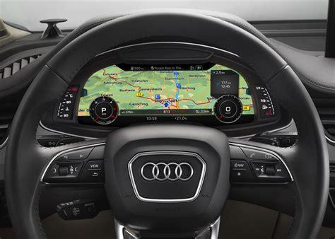 Audi Virtual Cockpit by Audi Q7 Virtual Cockpit 2 Audi