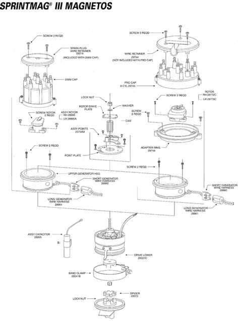 Mallory Distributor Parts Diagram Downloaddescargar Com
