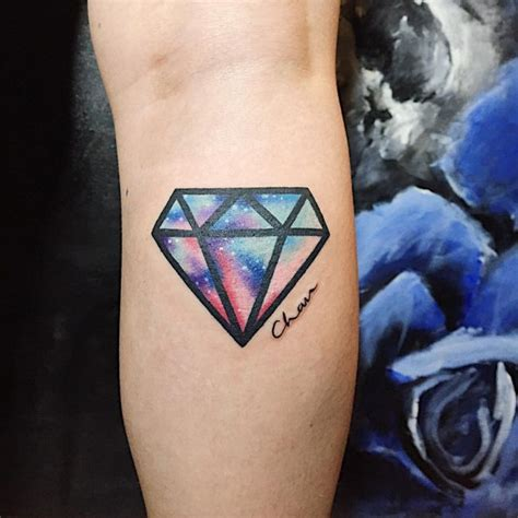 diamond tattoo meaning tattoo collections