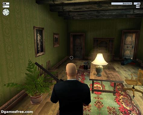 download pc games hitman 2 full version download hitman 2 silent assassin games full free