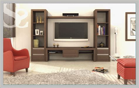 27 best lcd tv showcase designs for hall 2017 home and