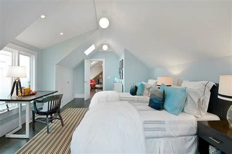 attic boys room design ideas