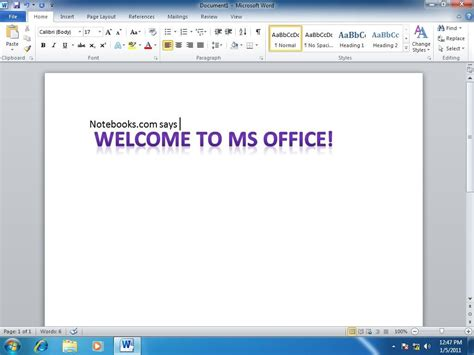 Can You Microsoft Office How To Upgrade To Office 2010