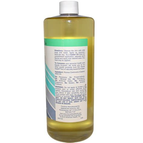 home health castor 32 fl oz 946 ml iherb