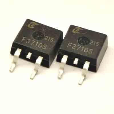 transistor vehicle to 263 f3710s car transistor irf3710spbf automotive xenon mosfet auto ecu ic